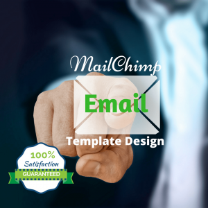 MailChimp Email Template Design