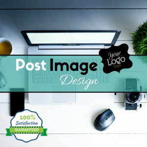 Image Design with Logo