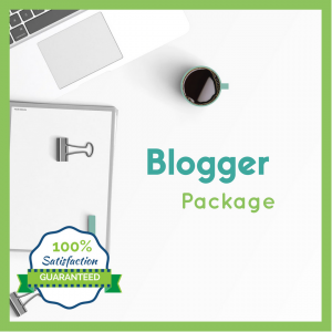 Blogger Package